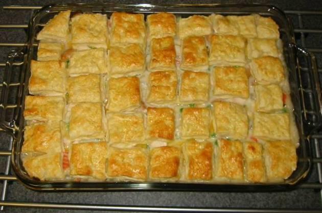 Chicken Pot Pie | finnegan2749