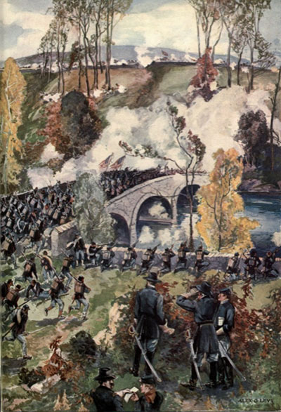 Antietam Battle Casualties Antietam Battle